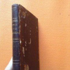 Livres anciens: BIBLIA DE LA HUMANIDAD J MICHELET 1875. Lote 142303694
