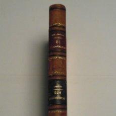 Libros antiguos: DOS OBRAS: EL REGIONALISMO DE ENRIQUE VERA Y LOS ANARQUISTAS DE JULIO CAMPO. VER DESCRIPCION. Lote 98770599