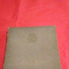 Libros antiguos: LO ADMIRABLE DE SANTANDER, 1935. Lote 142596090