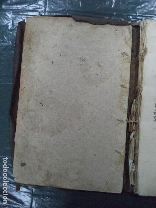 Libros antiguos: Curioso Cantoral Português Séc XVIII - Foto 2 - 142726294