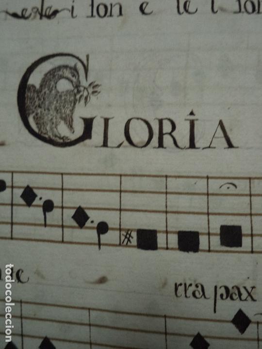 Libros antiguos: Curioso Cantoral Português Séc XVIII - Foto 93 - 142726294
