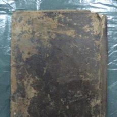 Libros antiguos: CURIOSO CANTORAL PORTUGUÊS SÉC XVIII. Lote 142726294