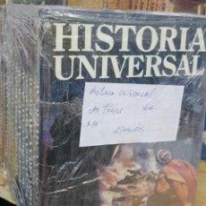 Libros antiguos: HISTORIA UNIVERSAL. Lote 142729842