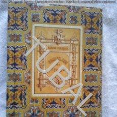 Libros antiguos: TUBAL NOMENCLATOR DE SEVILLA FACSIMIL 22 CMS 600 GRS . Lote 142777810