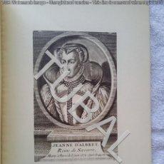 Libros antiguos: TUBAL NAVARRA AUSTRIAS Y ALBRETS 24 CM 400 GRS 92 PGS. Lote 142779114