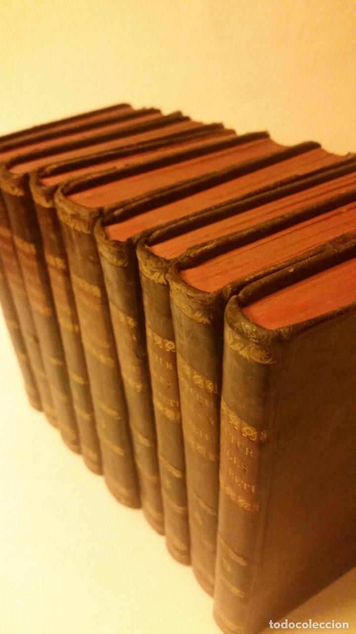 Libros antiguos: 1800-1816 CESPEDES Y MONROY - LECTURAS ÚTILES Y ENTRETENIDAS - 9 TOMOS - Foto 2 - 142849582