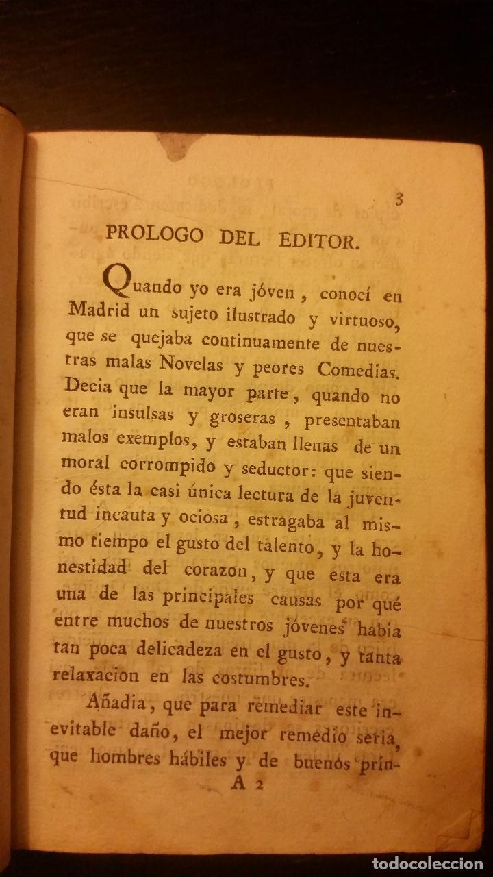 Libros antiguos: 1800-1816 CESPEDES Y MONROY - LECTURAS ÚTILES Y ENTRETENIDAS - 9 TOMOS - Foto 4 - 142849582