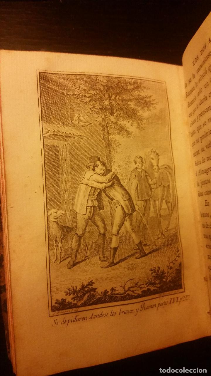 Libros antiguos: 1800-1816 CESPEDES Y MONROY - LECTURAS ÚTILES Y ENTRETENIDAS - 9 TOMOS - Foto 8 - 142849582