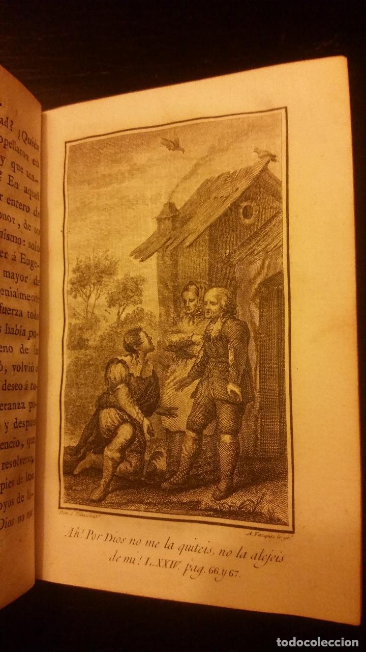 Libros antiguos: 1800-1816 CESPEDES Y MONROY - LECTURAS ÚTILES Y ENTRETENIDAS - 9 TOMOS - Foto 12 - 142849582