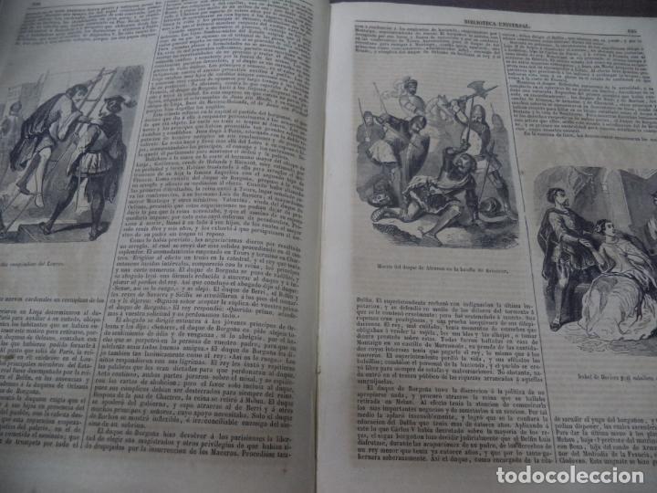 Libros antiguos: BIBLIOTECA UNIVERSL. HISTORIA DE FRANCIA. L. P. ANQUETIL. TOMO I. 1851. VER FOTOS. - Foto 5 - 142859466