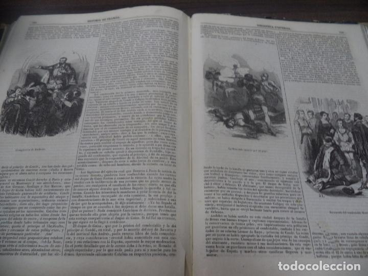 Libros antiguos: BIBLIOTECA UNIVERSL. HISTORIA DE FRANCIA. L. P. ANQUETIL. TOMO I. 1851. VER FOTOS. - Foto 7 - 142859466