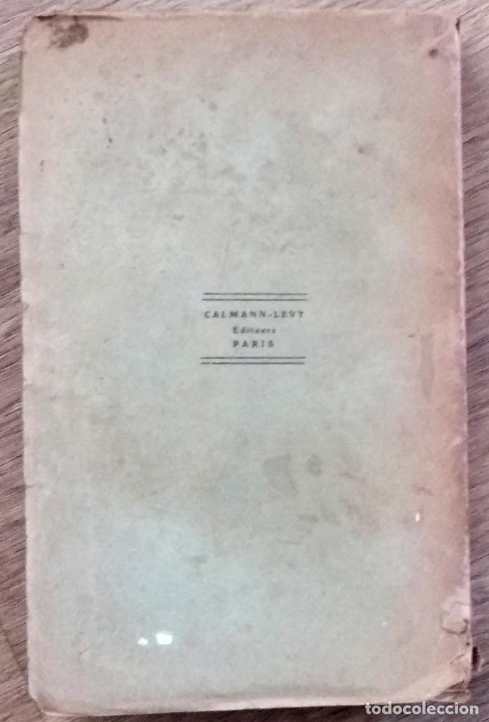 Libros antiguos: VICENTE BLASCO IBÁÑEZ - LA TENTATRICE - TRADUCCIÓN AL FRANCÉS JEAN CARAYON - PARIS 1926 - Foto 3 - 142899346