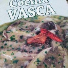 Libros antiguos: LIBRO COCINA VASCA. Lote 142941074