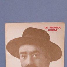 Livros antigos: UN CRIMEN INVEROSIMIL. EMILIO CARRERE. LA NOVELA CORTA. Lote 143002414