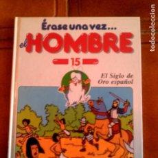 Libros antiguos: LIBRO ERASE UNA VEZ EL HOMBRE N,15 EDICION DE 1996. Lote 143029182