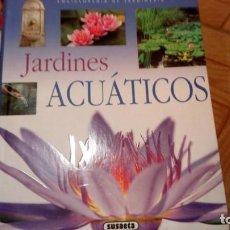 Libros antiguos: LIBRO DE JARDINES . Lote 143080254