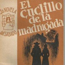 Libros antiguos: EL CUCLILLO DE LA MADRUGADA.. Lote 143153070