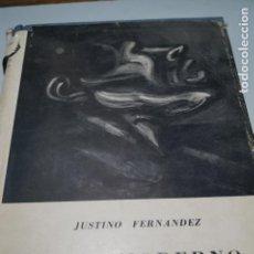 Libros antiguos: ARTE MODERNO Y CONTEMPORANEO DE MÉXICO. JUSTINO FERNANDEZ. Lote 143176446