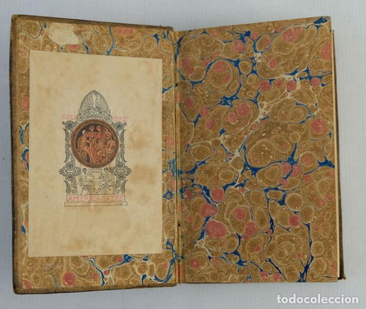 Libros antiguos: Confesiones de San Agustin-Eugenio Zeballos-Editado por la libreria religiosa, 1868 - Foto 5 - 143181150