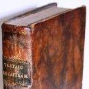 Libros antiguos: TRATADO DE CASTRAMETACIÓN, Ó ARTE DE CAMPAR - FERRAZ, VICENTE (TENIENTE CORONEL, É INGENIERO ORDINAR. Lote 105480751