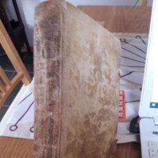 Libros antiguos: VOLUMEN IV DE LA HISTORIA ECLESIASTICA DE JOSEPH ORSI, IMPRESO EN MADRID POR IBARRA EN 1754. RARO. Lote 143312450