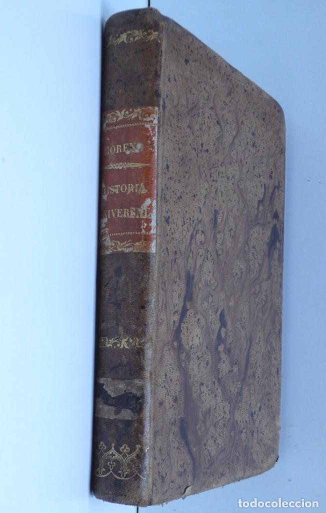 HISTORIA UNIVERSAL - MORENO (Libros Antiguos, Raros y Curiosos - Historia - Otros)