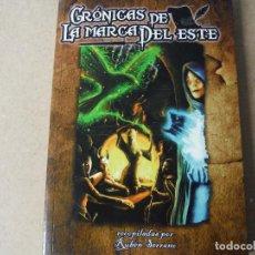 Libros antiguos: CRONICAS DE LA MARCA DEL ESTE . Lote 143386278