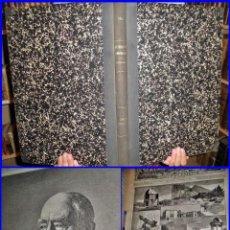 Libros antiguos: 1892: EL CIENTÍFICO AMERICANO. ENORME TOMO ILUSTRADO. SIGLO XIX. VER FOTOS. ESPECTACULAR. 40,50 CM.. Lote 143422866