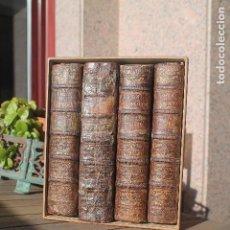 Libros antiguos: QUIJOTE, CERVANTES, DON QUIXOTE, MADRID, 1777, SANCHA. Lote 112104047