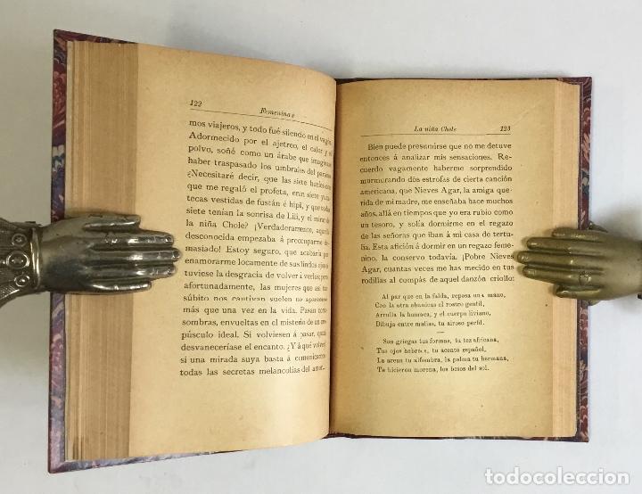 Libros antiguos: FEMENINAS. (Seis historias amorosas).- VALLE-INCLÁN, Ramón del. PRIMERA EDICIÓN. - Foto 6 - 143708070