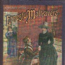 Libros antiguos: ERNESTO MALTRAVERS. A-RASOP-158. Lote 277036738
