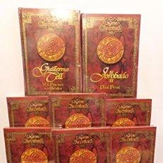Libros antiguos: COLECCION DE 11 LIBROS DE LA GRAN AVENTURA NUEVOS EMBLISTADOS,TITULOS SURTIDOS.. Lote 143752954