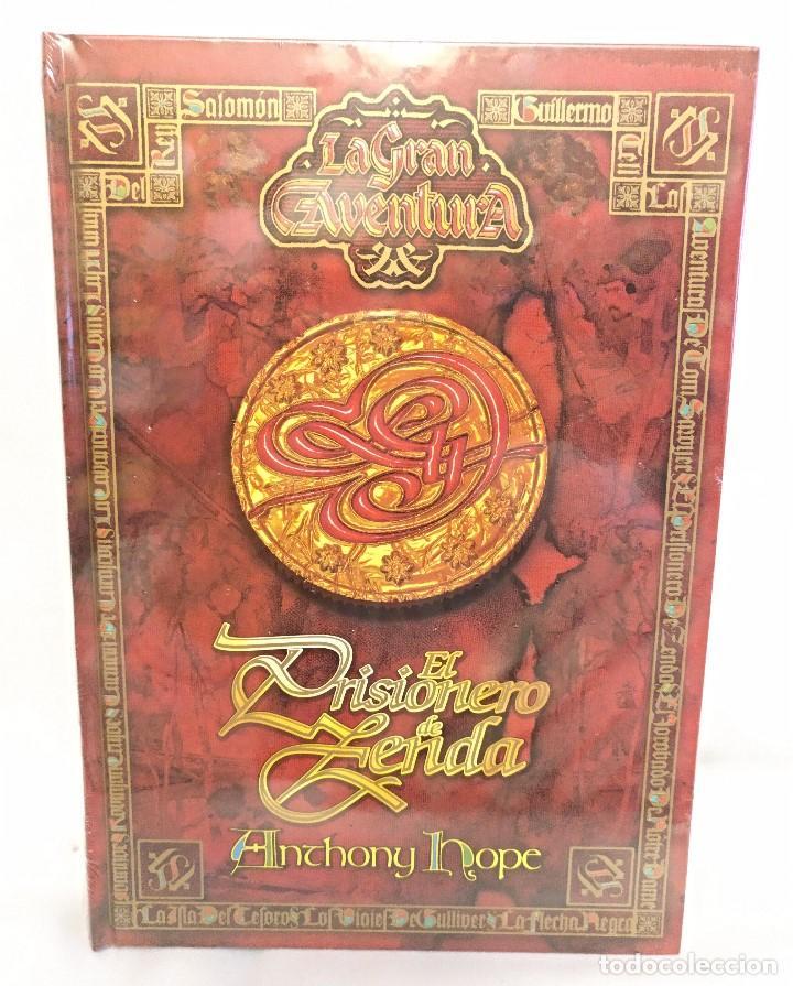 Libros antiguos: Coleccion de 11 Libros de La gran aventura Nuevos Emblistados,titulos surtidos. - Foto 5 - 143752954