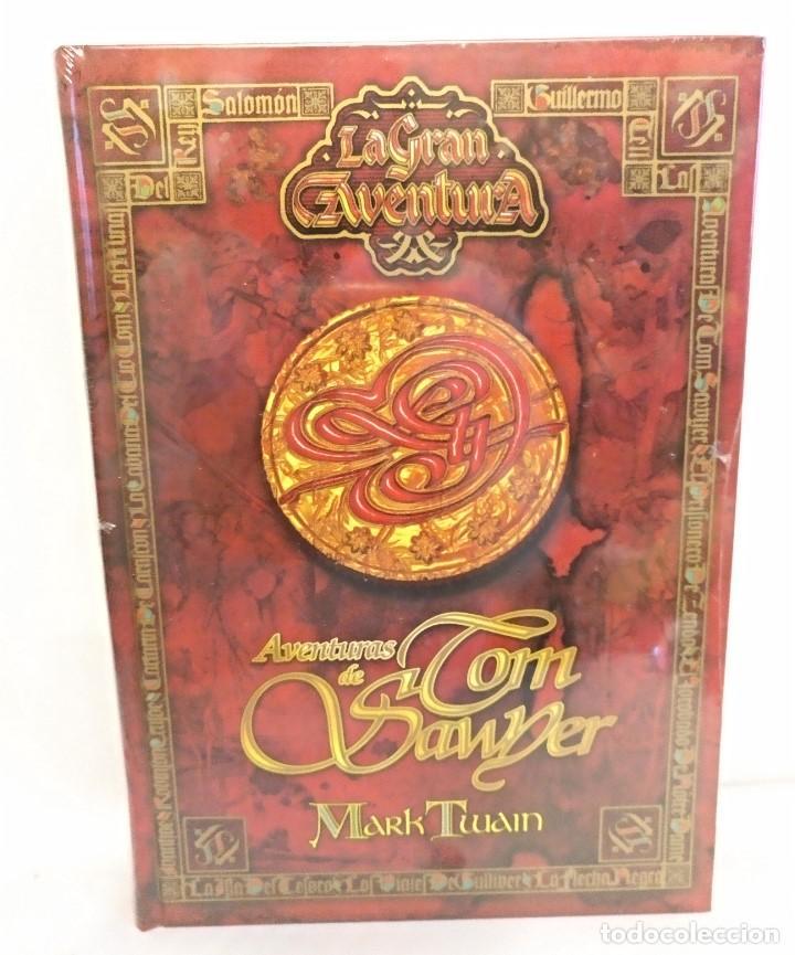 Libros antiguos: Coleccion de 11 Libros de La gran aventura Nuevos Emblistados,titulos surtidos. - Foto 10 - 143752954