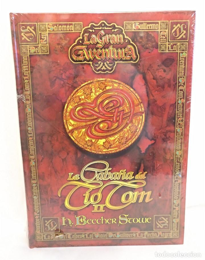 Libros antiguos: Coleccion de 11 Libros de La gran aventura Nuevos Emblistados,titulos surtidos. - Foto 12 - 143752954