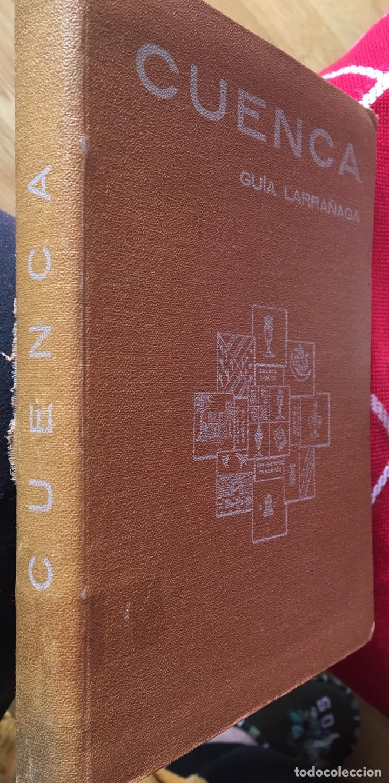 Libros antiguos: Guía Larrañaga 1929 cuenca - Foto 2 - 191215213