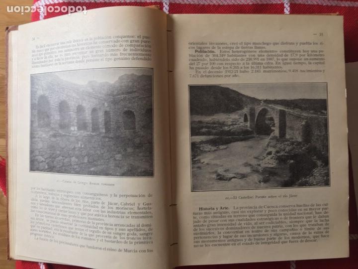 Libros antiguos: Guía Larrañaga 1929 cuenca - Foto 5 - 191215213