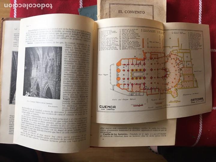 Libros antiguos: Guía Larrañaga 1929 cuenca - Foto 6 - 191215213