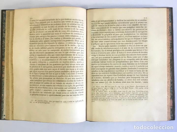 Libros antiguos: DISERTACION HISTÓRICA SOBRE LA PARTE QUE TUVIÉRON LOS ESPAÑOLES EN LAS GUERRAS DE ULTRAMAR Ó DE LAS - Foto 4 - 142425621