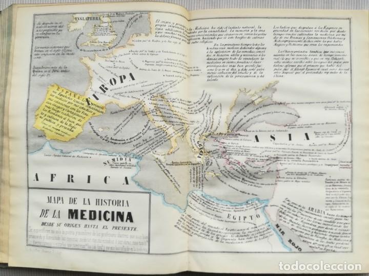 Libros antiguos: CARTOGRAFIA HISPAÑO CIENTIFICA - 13 MAPAS - F.J. TORRES - TOMO 2 - AÑO 1857 - Foto 5 - 144017522