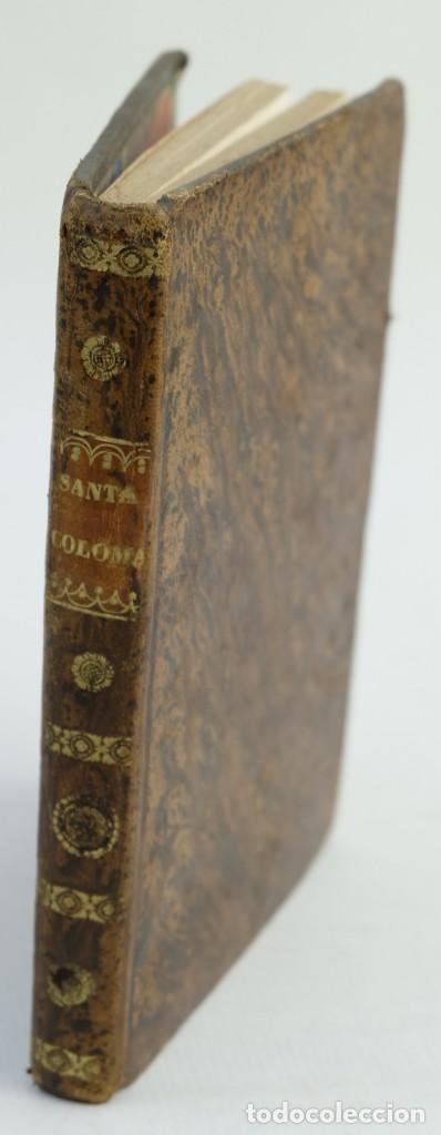 EL CONDE DE SANTA COLOMA O LA REVOLUCIÓN DE BARCELONA-D.J GARCIA DE TORRES-1842. TOMO 2 (Libros Antiguos, Raros y Curiosos - Historia - Otros)