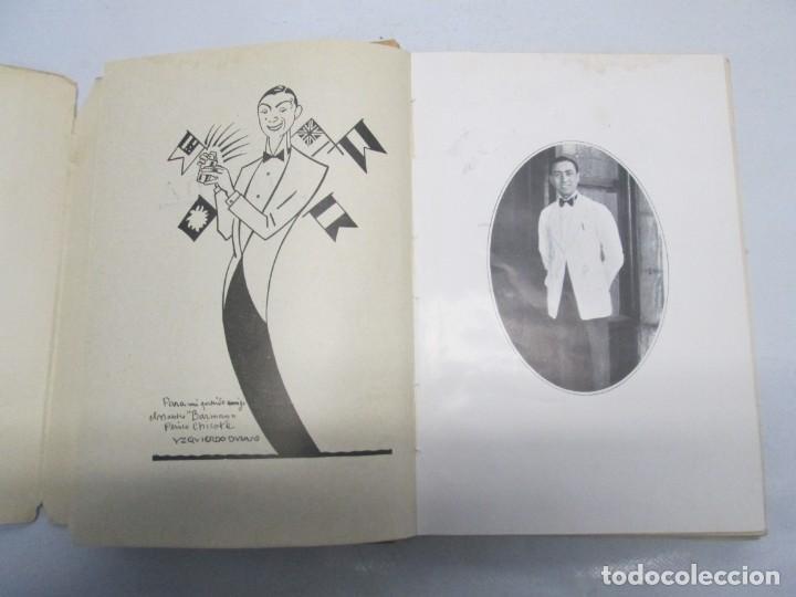 Libros antiguos: LA LEY MOJADA. PEDRO CHICOTE. DEDICADO POR EL AUTOR. 1930. SUCESORES DE RIVADENEYRA S.A. - Foto 11 - 144158278