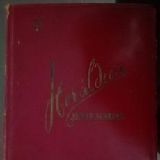 Libros antiguos: GONZÁLEZ VERA. HERÁLDICA. GUÍA DE SOCIEDAD. 1961. Lote 144392942