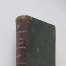Libros antiguos: LA FILATURE DU COTON PAR LES MACHINES MODERNES - AÑO 1893. Lote 144439922