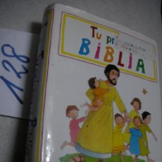 Libros antiguos: TU PRIMERA BIBLIA - EDEBE. Lote 144499430