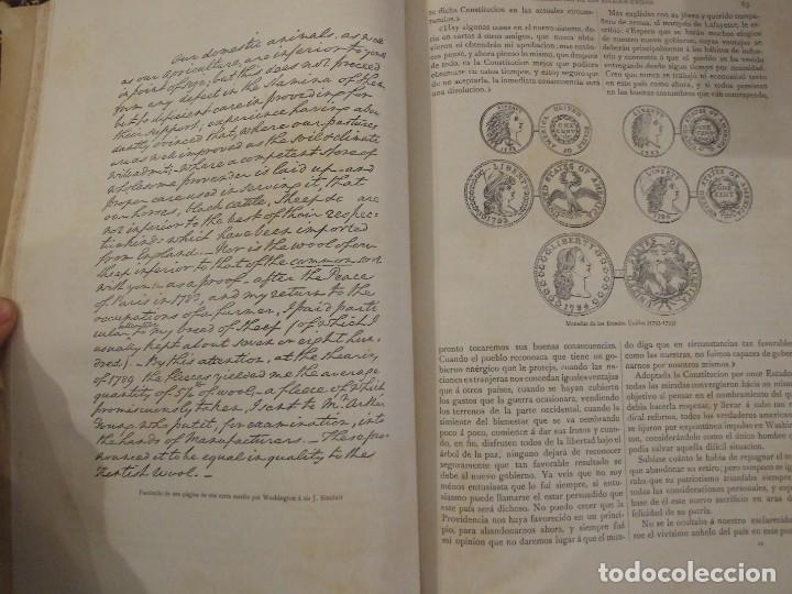 Libros antiguos: LOS PRESIDENTES DE LOS ESTADOS UNIDOS - VERNEUILL - MONTANER Y SIMON 1885 BARCELONA ILUSTRADA - Foto 6 - 144558522