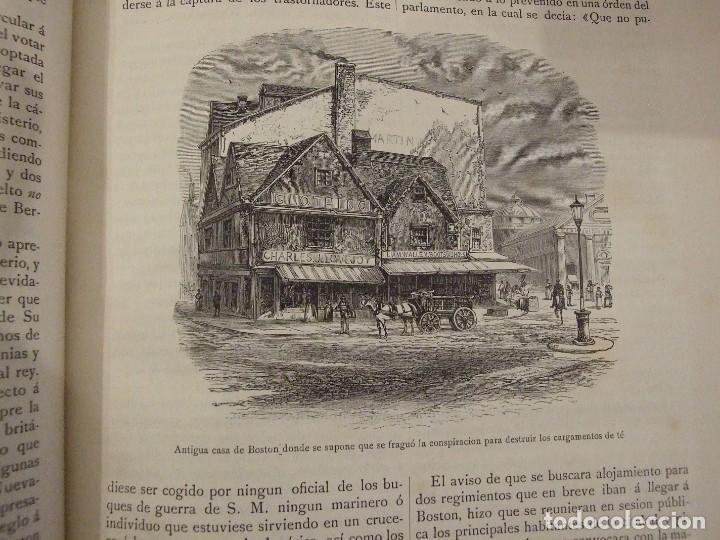 Libros antiguos: LOS PRESIDENTES DE LOS ESTADOS UNIDOS - VERNEUILL - MONTANER Y SIMON 1885 BARCELONA ILUSTRADA - Foto 7 - 144558522