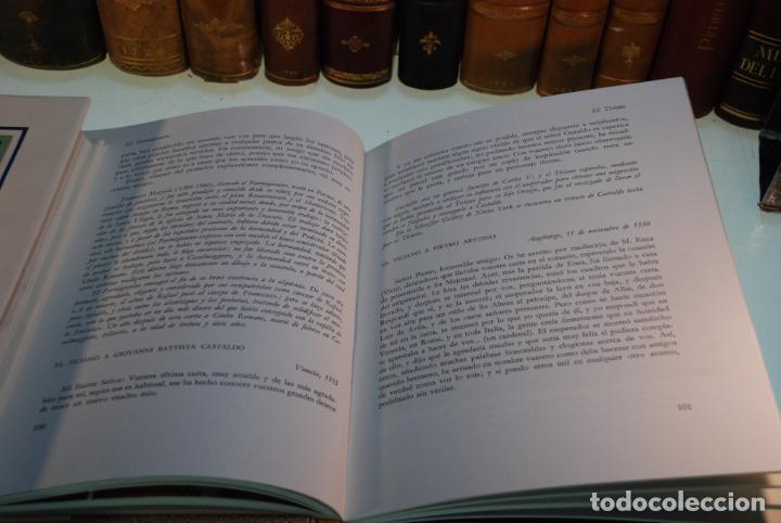 Libros antiguos: CARTAS DE GRANDES ARTISTAS - RICHARD FRIEDENTHAL - DOS TOMOS - EDICIONES NAUTA - BCN - 1967 - - Foto 6 - 144627678