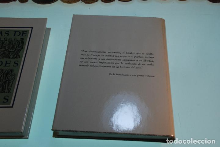 Libros antiguos: CARTAS DE GRANDES ARTISTAS - RICHARD FRIEDENTHAL - DOS TOMOS - EDICIONES NAUTA - BCN - 1967 - - Foto 10 - 144627678