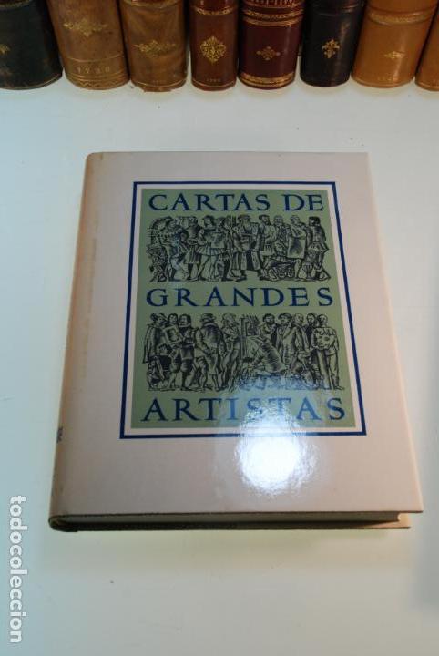 Libros antiguos: CARTAS DE GRANDES ARTISTAS - RICHARD FRIEDENTHAL - DOS TOMOS - EDICIONES NAUTA - BCN - 1967 - - Foto 11 - 144627678